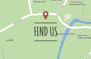 Find Us In Grasmere