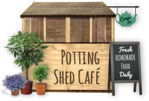 Potting Shed Café